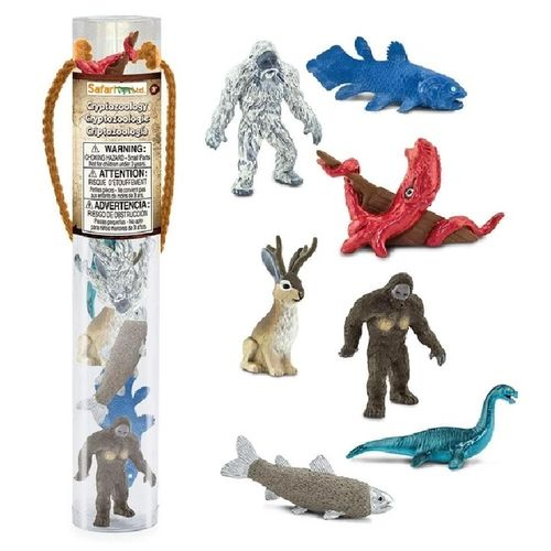 série domaine safari Ltd 687604 6 minifiguren Dragon set 3