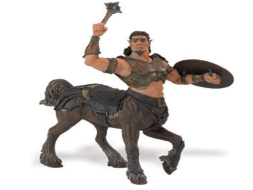 Safari Ltd 801529 Centaur 11 cm Serie Mythologie