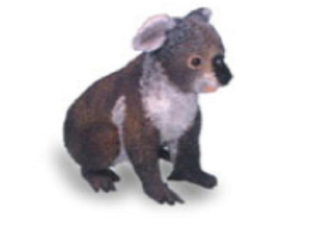 Animals of Australia Science and Nature 75481 Koala small 4,5 cm