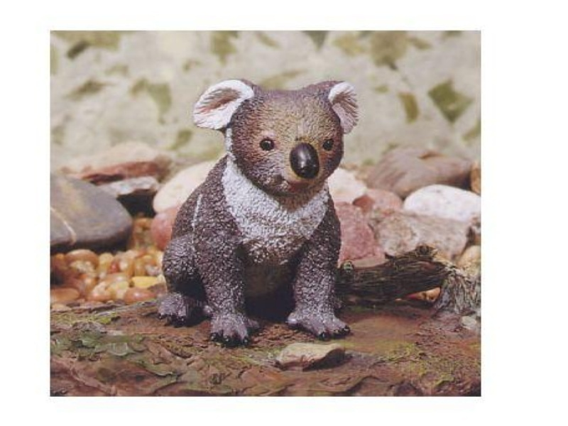 Animals of Australia Science and Nature 75452 Koala 9 cm