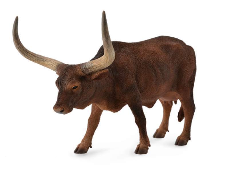 Collecta 88649 watusi cow 12 cm Wild Animals