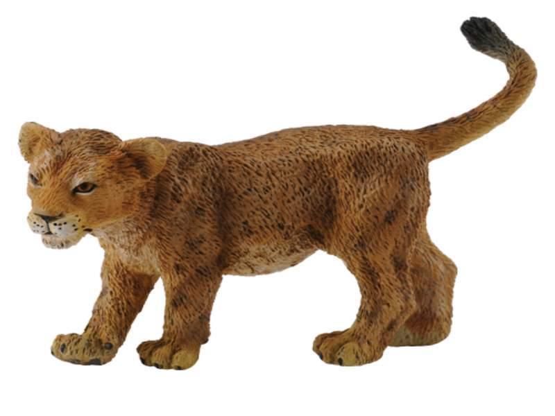 Afrikanisches Elefantenkalb 7 cm Wildtiere Collecta 88026