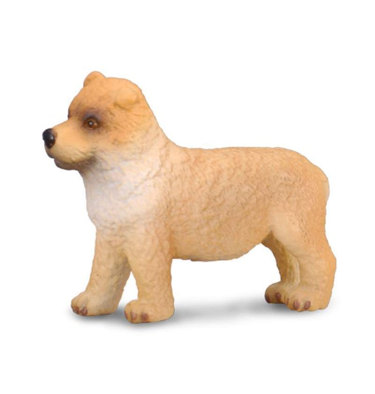 Collecta 88184 chow chow puppy 3,5 cm Dogs and Cats