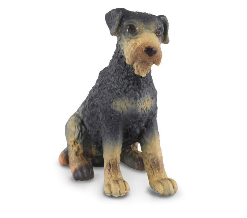 Collecta 88176 Airedale Terrier puppy 3,5 cm Dogs and Cats
