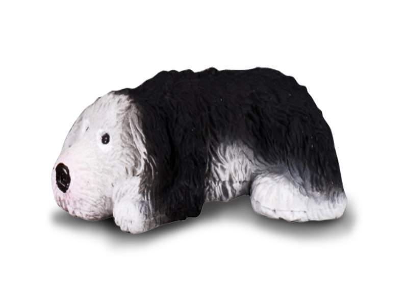 Collecta 88067 english sheepdog pup 4,5 cm Dogs and Cats