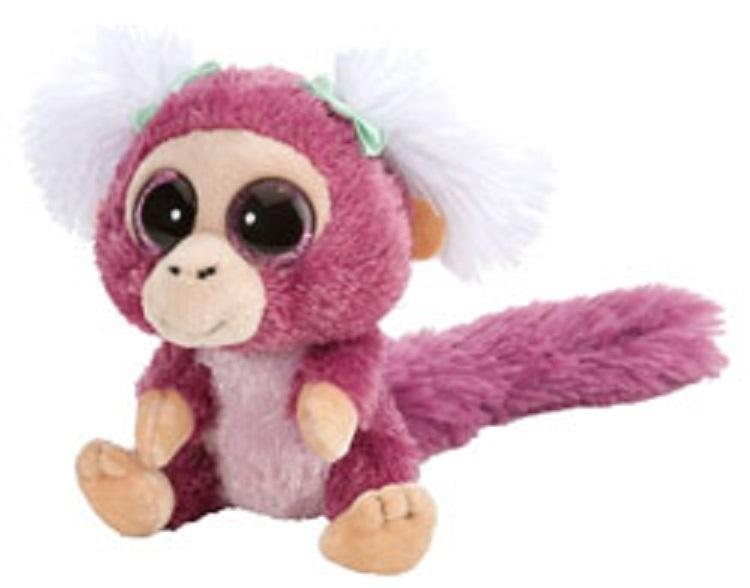 Affe pink 30 cm Sweet /&  Sassy Kuscheltier Plüschtier Wild Republic 10050