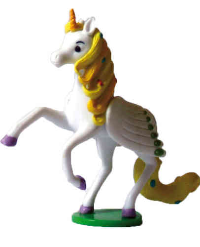 Easy Toys 50922 Einhorn Onchao 8 cm aus Mia and Me