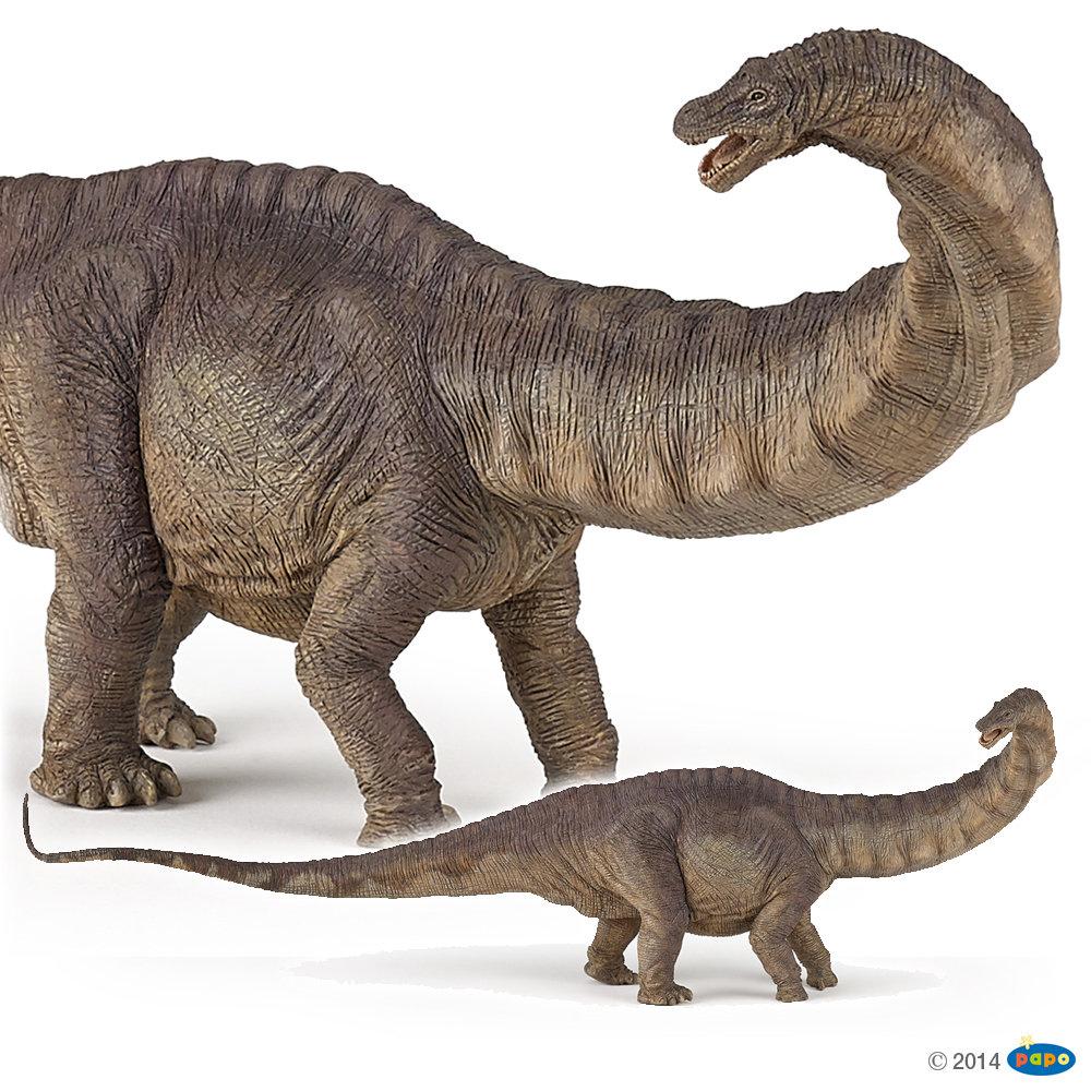 Papo 55039 Apatosaurus 44 dinosaurios cm