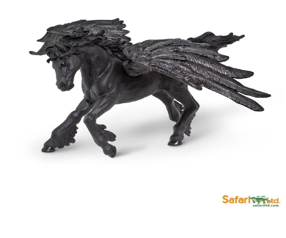 Safari Ltd 803029 Twilight Pegasus 20 cm Serie Mythologie
