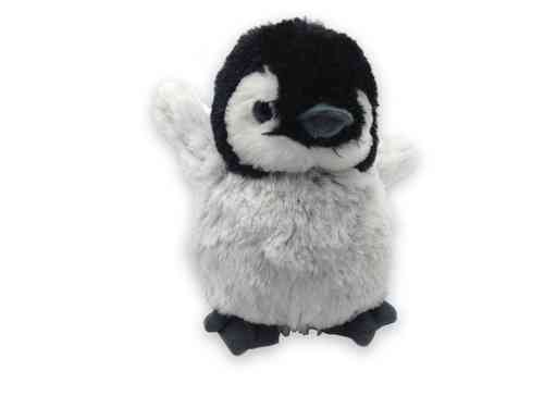 Wild Republic 10844 Pinguin 16 cm Mini Cuddlekins Kuscheltier