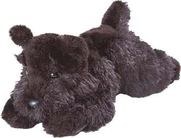 Wild Republic 80654 Scottish Terrier 18 cm Kuscheltier Plüschtier