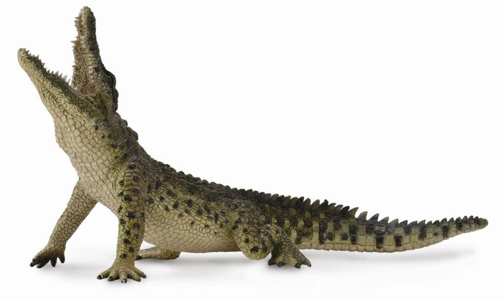 Collecta 88725 nile crocodile (movable mouth) 18 cm Water Animals