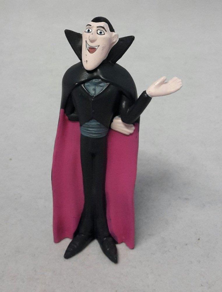 Hôtel Transylvanie 2 figurine Dracula 9 cm 99855