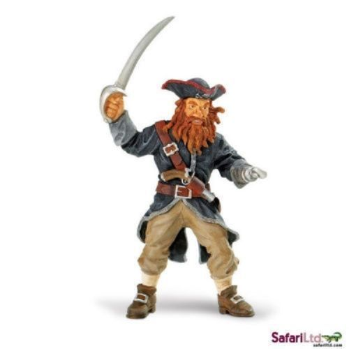 Safari Ltd 851229 Captain Thomas 9 cm Serie Menschen
