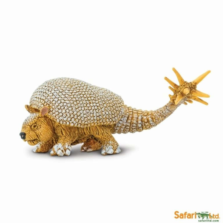 Safari Ltd 283129 Doedicurus 10 cm Serie Dinosaurier