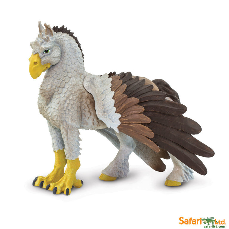 Safari Ltd 803329 Hippogryph 11 cm Serie Mythologie