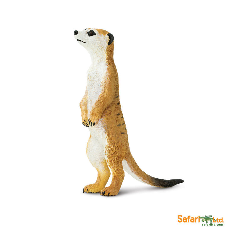 Safari Ltd 224629 Erdmännchen 8,5 cm Serie Wildtiere