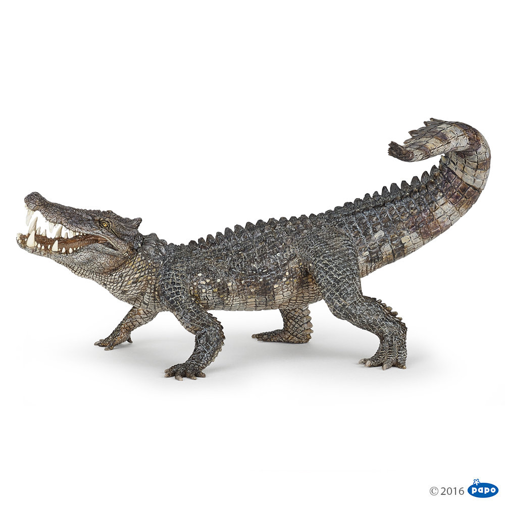 Papo 55056 kaprosuchus 21 cm dinosauri