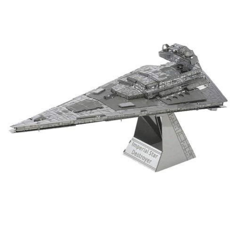 Metal Earth 1254 Imperial Star Destroyer Star Wars 3D-Metall-Bausatz