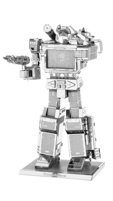 Metal Earth 3302 Soundwave Transformers 3D-Metall-Construction