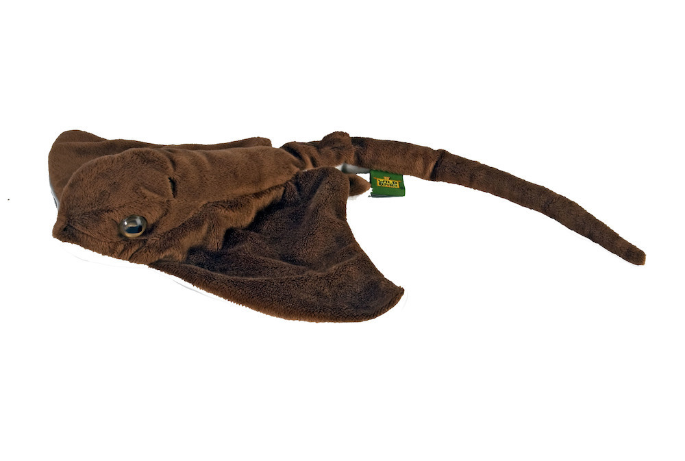 Wild Republic 13284 Schwarzspitzen Riffhai 25 cm Kuscheltier Plüschtier Stofftiere