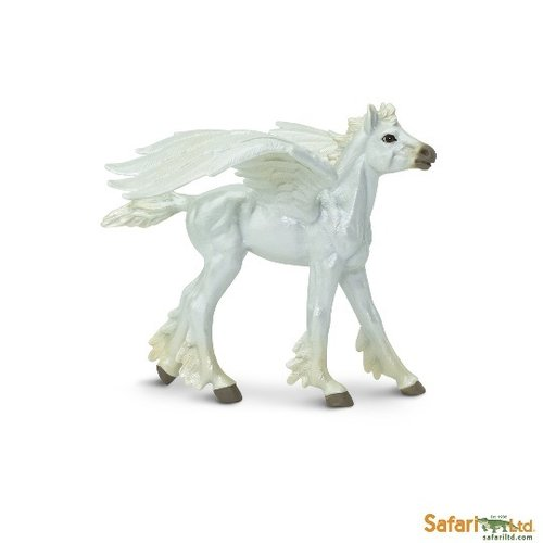 Safari Ltd 803729 Pegasus baby 13 cm Series Mythology