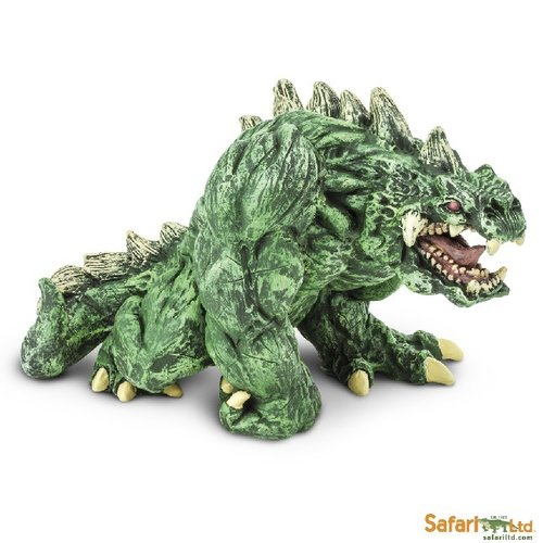 Safari Ltd 803829 Behemoth 13 cm Serie Mythologie