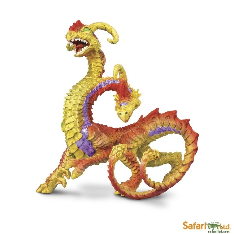 Safari Ltd 10144 Biceps Dragon 12 cm Series Mythology
