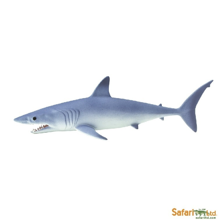 Safari Ltd 201929 Mako Shark 14 cm Series Water Animals