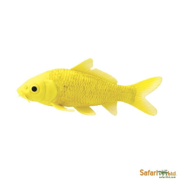 Safari Ltd 266329 koi carp 14 cm Series Water Animals