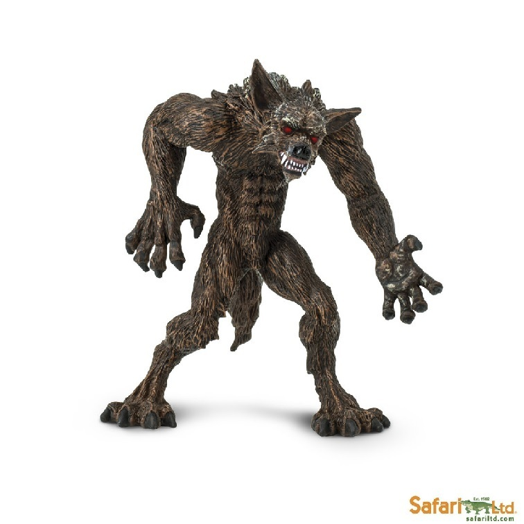 Safari Ltd 804129 Werwolf 11 cm Serie Mythologie