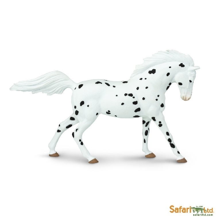 Safari Ltd 152905 Knabstrupper 18 cm Series Horses