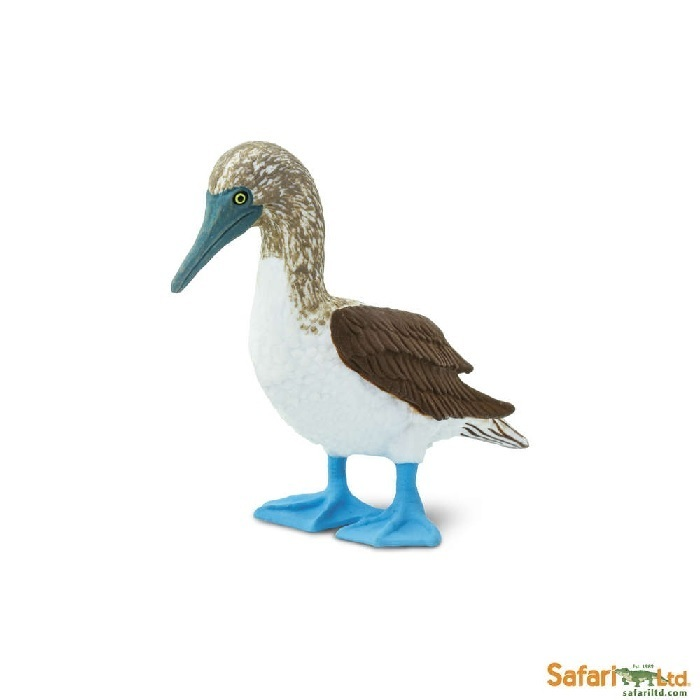 Safari Ltd 150529 Blue-footed Booby 7 cm Series Wings of the Earth