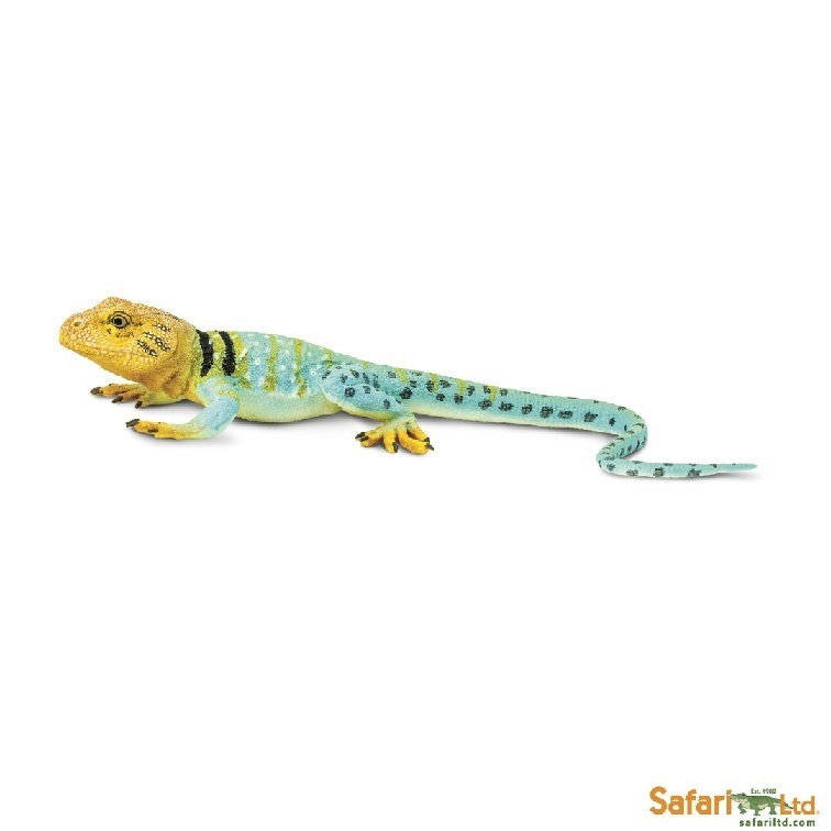 Safari Ltd 271029 leguan 18 cm Series Reptiles