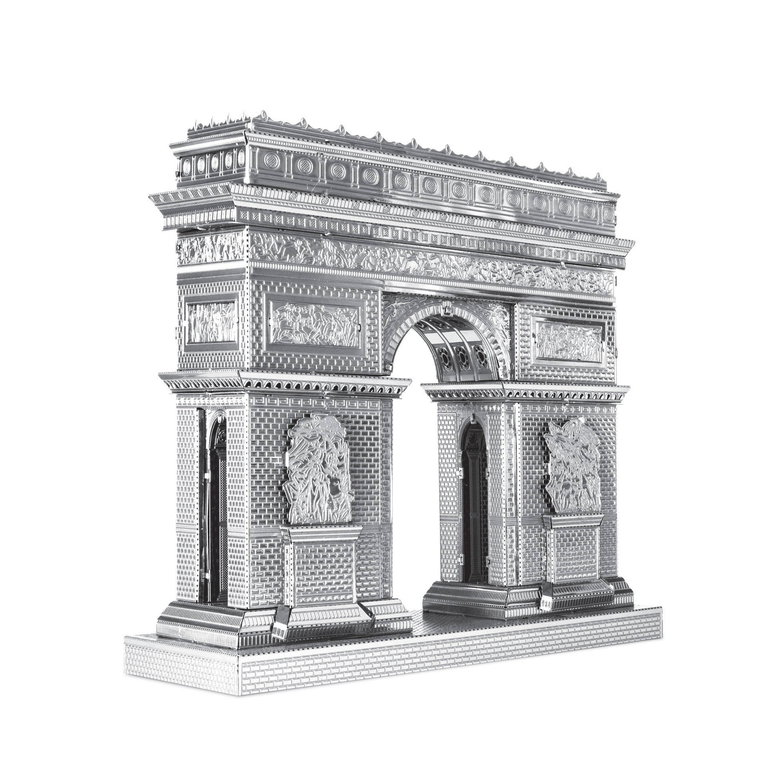 Metal Earth 1305 v Arc de Triomphe 40 Teile 3D-Metall-Bausatz ICONX