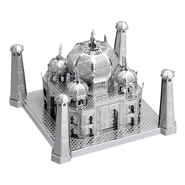 Metal Earth 1304 Taj Mahal 50 Teile 3D-Metall-Bausatz ICONX