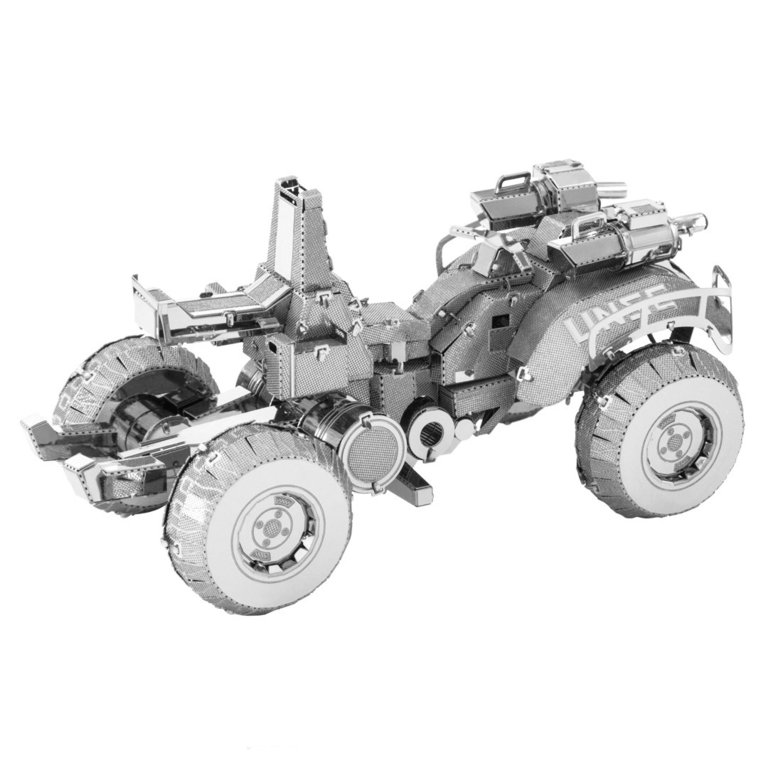 Metal Earth 1296 UNSC Gungoose HALO 3D-Metall-Bausatz