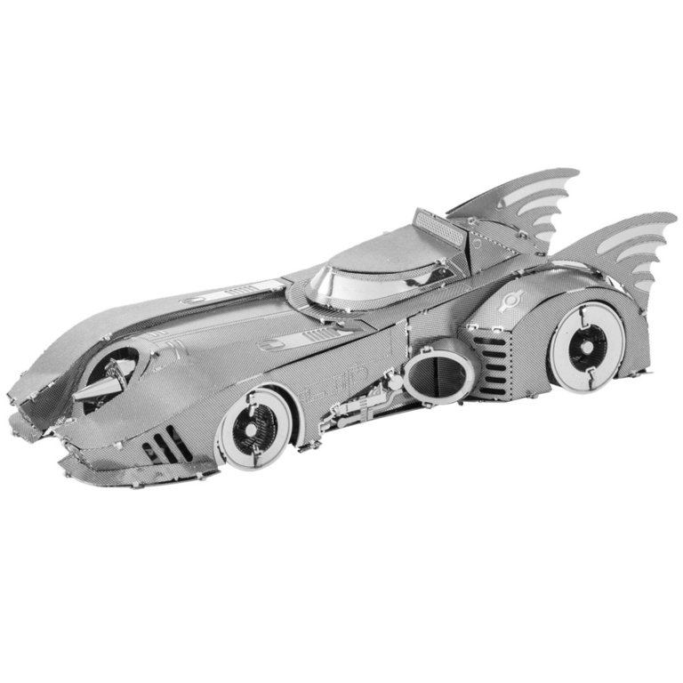 Metal Earth 1372 Batman 1989 Batmobile Batman 3D-Metall-Construction