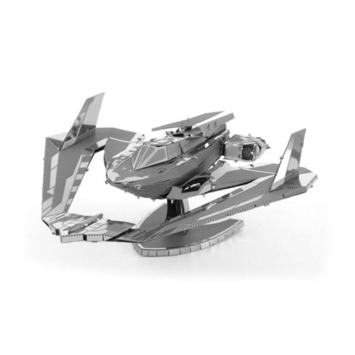 Metal Earth 1376 Batwing Batman vs Superman 3D-Metall-Construction