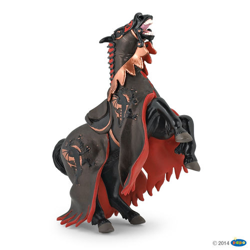 Papo 38915 horse (from prince of darkness) 12 cm Fantasy