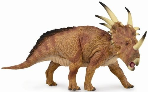 Collecta 88777 Styracosaurier 22 cm Dinosaurier Deluxe 1:40