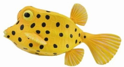 Collecta 88788 fish yellow/brown 6 cm Water Animals