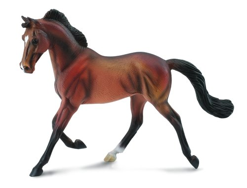Collecta 88477 thoroughbred mare bay 16 cm Horses