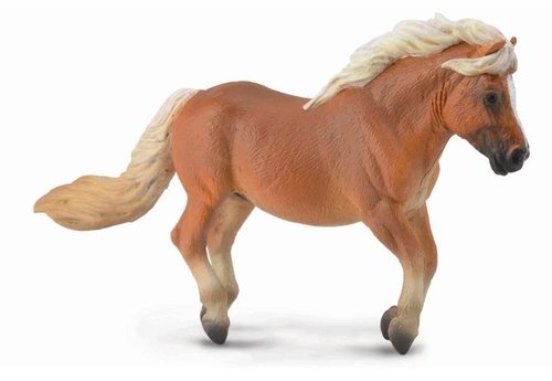Collecta 88605 shetland pony - chestnut 9 cm Horses