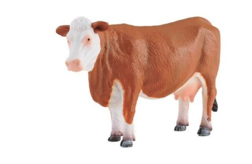 Collecta 88235 hereford cow 11 cm Farm