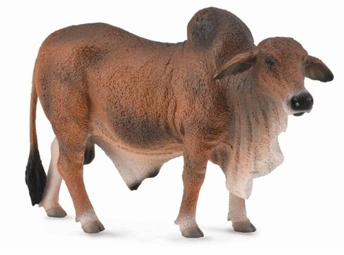 Collecta 88599 brahman bull (red) 14 cm Farm