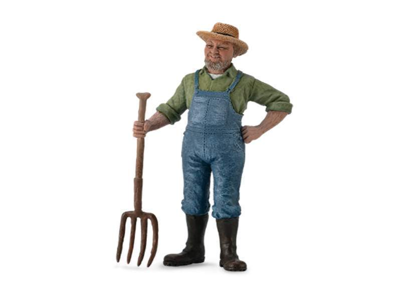Collecta 88666 farmer 9 cm Farm