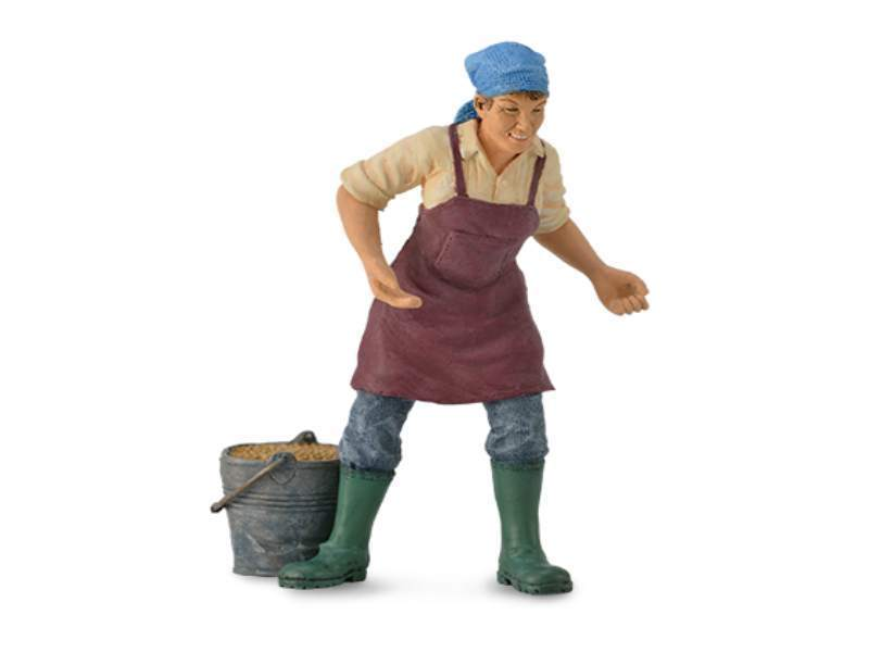 Collecta 88667 farmer female 8 cm Farm