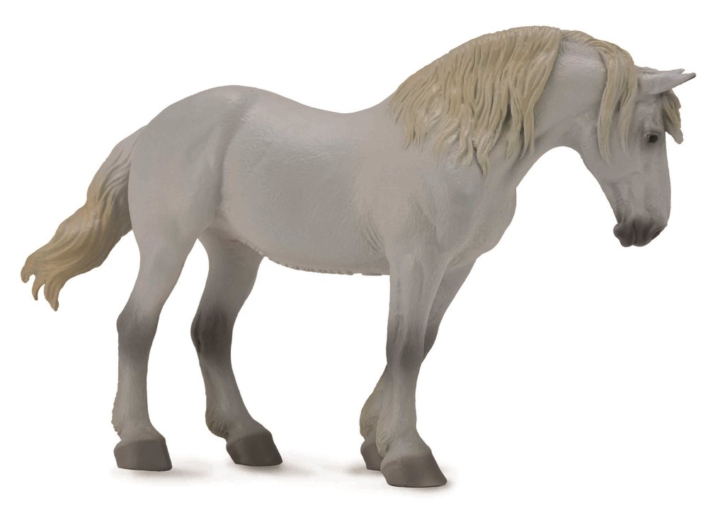 Collecta 88702 Percheron Mare 16 cm Farm