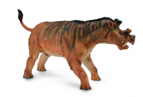 Collecta 88800 Uintatherium 17 cm Deluxe 1:20 Dinosaurier